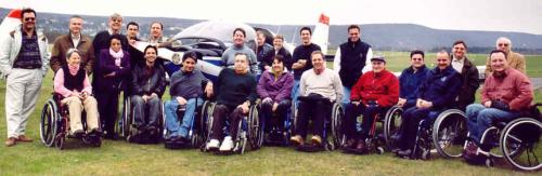Photo de groupe de l'ACPLW en 2003